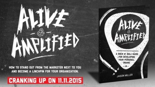 Alive and Amplified - Jason Miller