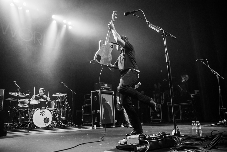 Jimmy Eat World at the Warfield shot by Jason Miller @Jasonmillerca-7
