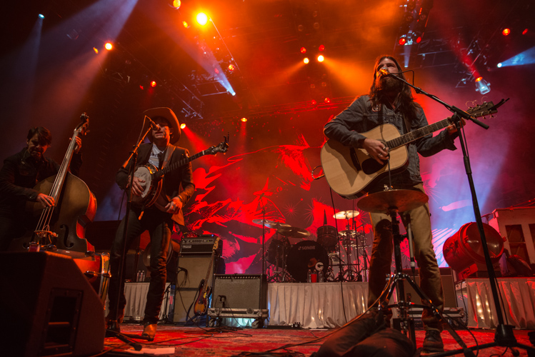 Avett Brothers at America's Cup Pavillion shot by Jason Miller @Jasonmillerca-13
