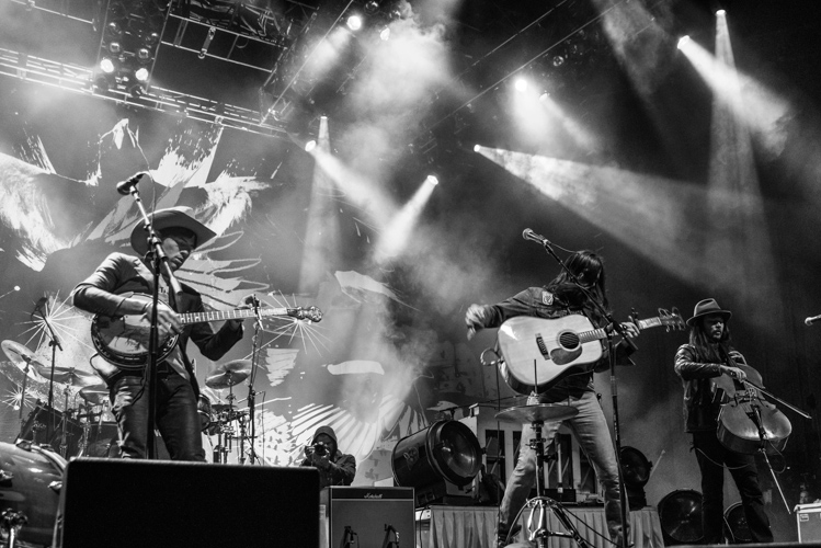 Avett Brothers at America's Cup Pavillion shot by Jason Miller @Jasonmillerca-3-2
