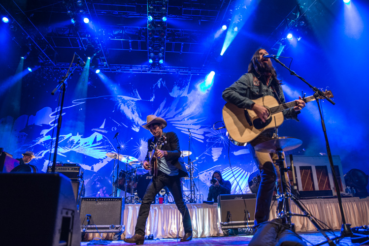 Avett Brothers at America's Cup Pavillion shot by Jason Miller @Jasonmillerca-7