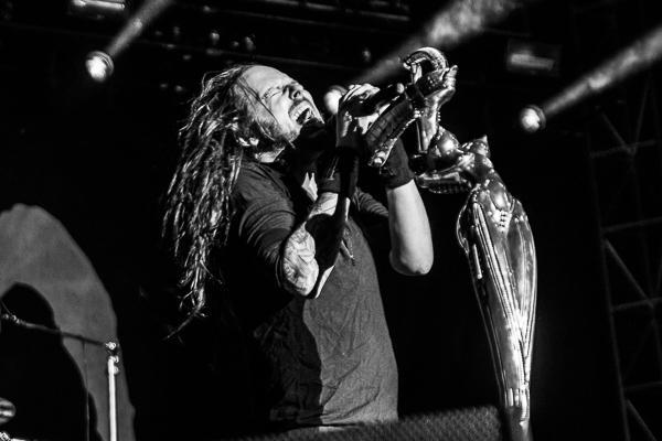 Korn shot by Jason Miller @Jasonmillerca