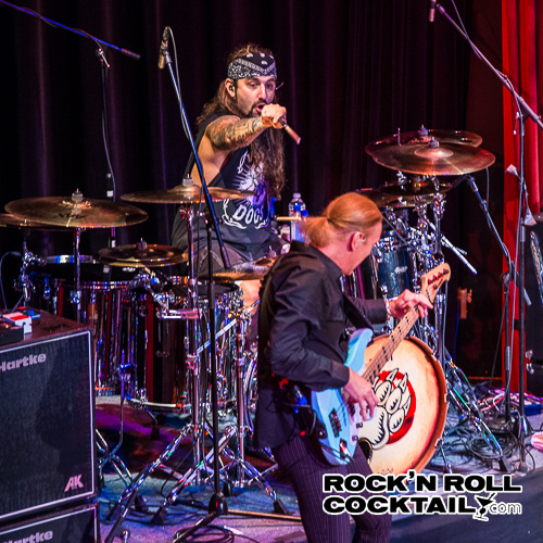 The Winery Dogs at Yoshis in San Francisco shot by Jason Miller-11