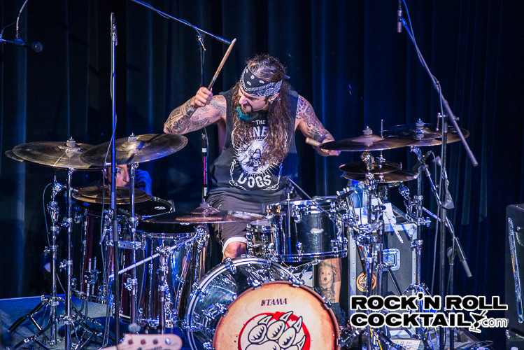 The Winery Dogs at Yoshis in San Francisco shot by Jason Miller-17