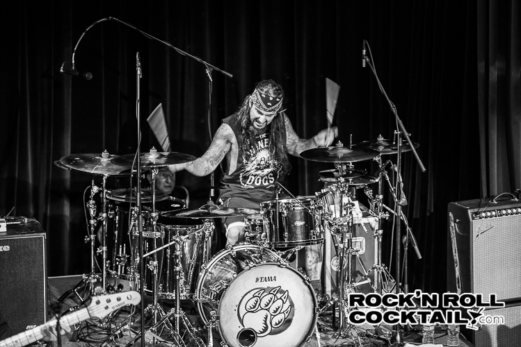 The Winery Dogs at Yoshis in San Francisco shot by Jason Miller-18