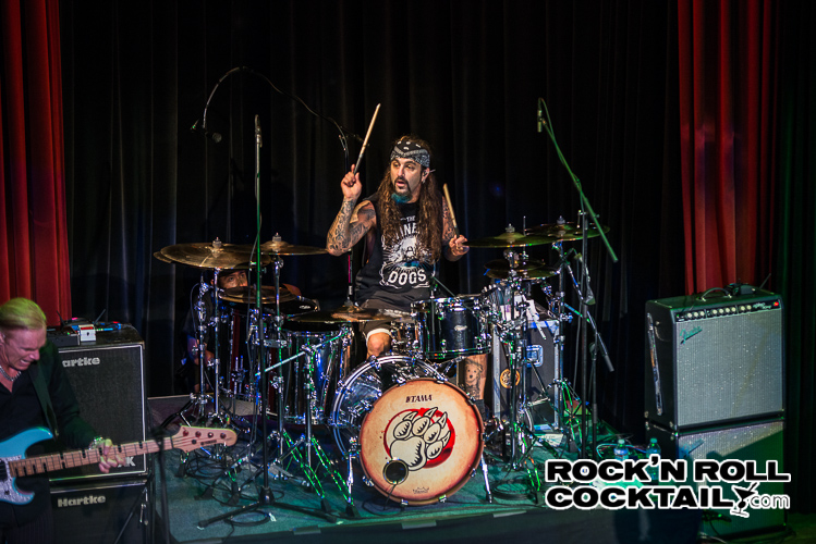 The Winery Dogs at Yoshis in San Francisco shot by Jason Miller-19