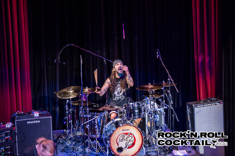 The Winery Dogs at Yoshis in San Francisco shot by Jason Miller-20
