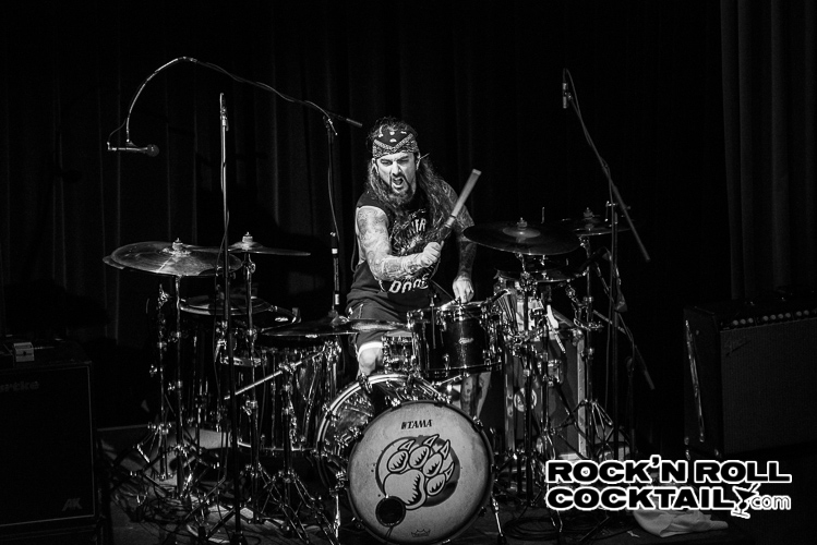The Winery Dogs at Yoshis in San Francisco shot by Jason Miller-25