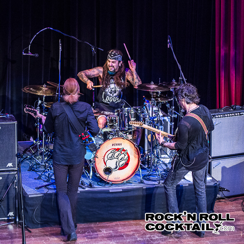The Winery Dogs at Yoshis in San Francisco shot by Jason Miller-27
