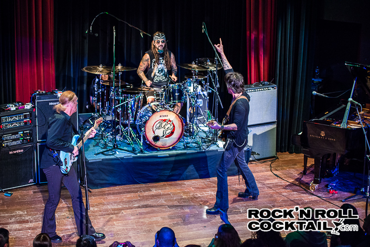 The Winery Dogs at Yoshis in San Francisco shot by Jason Miller-8