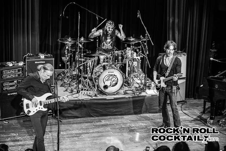 The Winery Dogs at Yoshis in San Francisco shot by Jason Miller-9