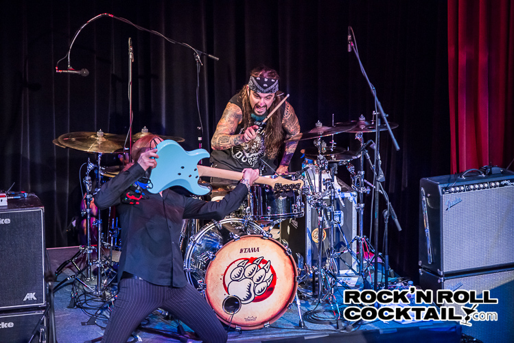The Winery Dogs at Yoshis in San Francisco shot by Jason Miller
