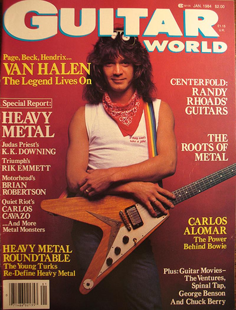 Eddie Van Halen Jason Miller-5