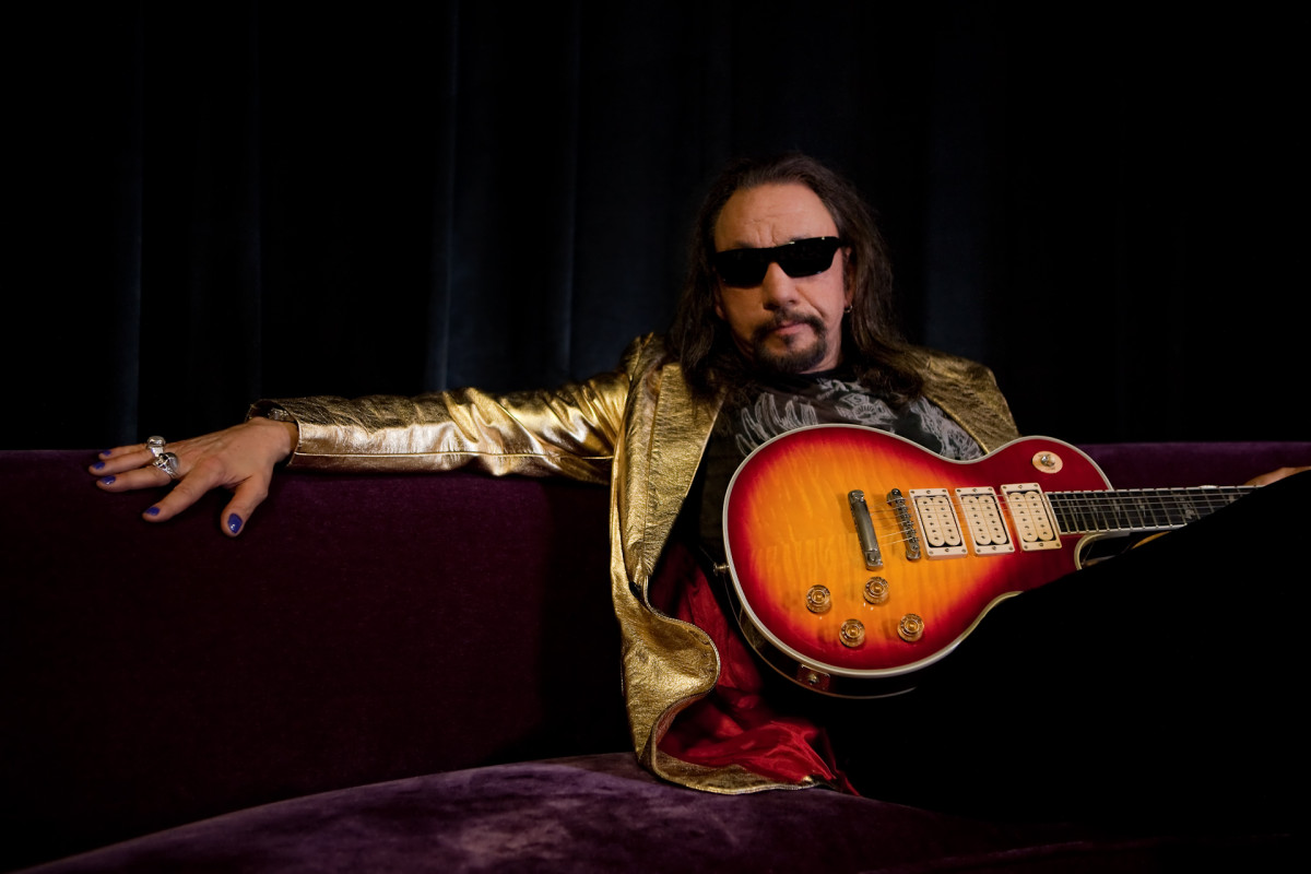 Ace Frehley new Record
