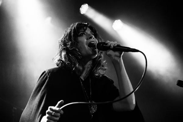 Nicole Atkins Live
