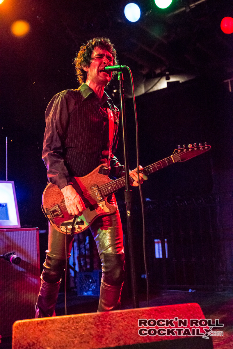 Jon Spencer Blues Explosion 2014