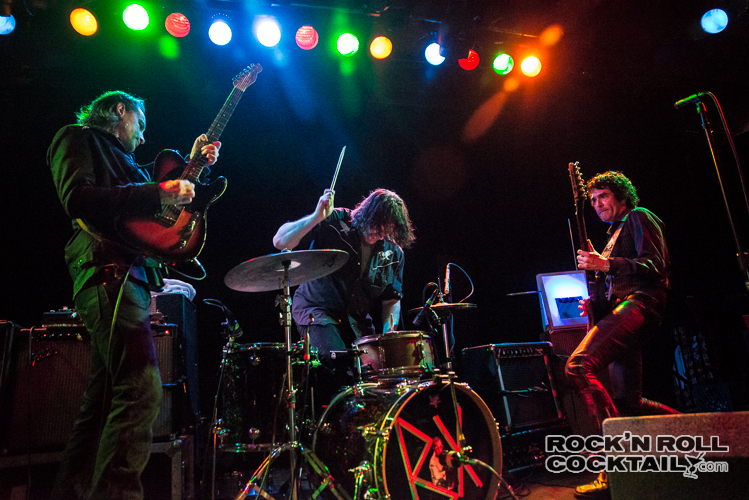 The Jon Spencer Blues Explosion Live
