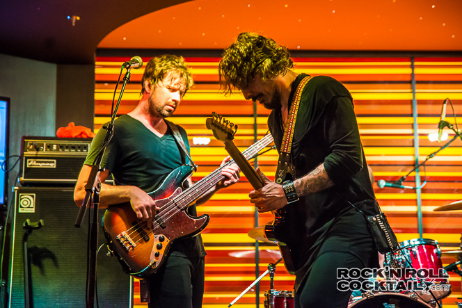 Richie Kotzen on the Monsters of Rock Cruise 2014