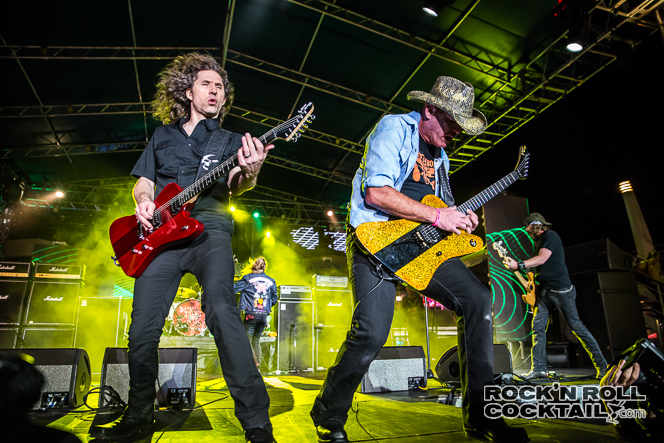 Dangerous Toys on the Monsters of Rock Cruise 2014