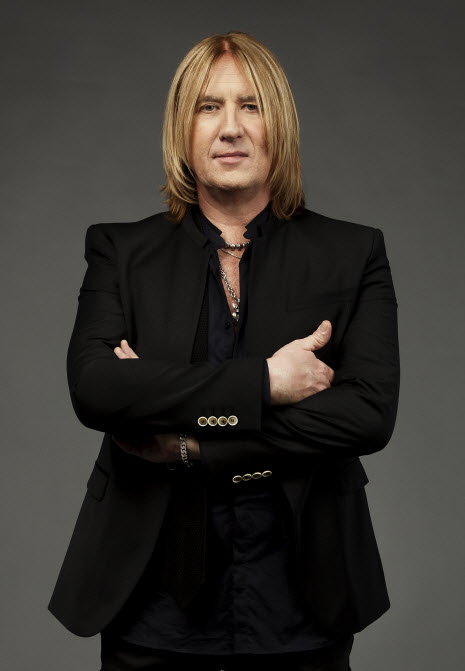 Joe Elliott Credit Maryanne Bilham-Knight