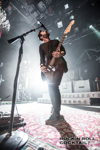 Chevelle Live at The Fillmore San Francisco 2014-13
