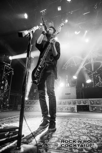 Chevelle Live at The Fillmore San Francisco 2014-2
