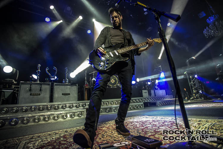 Chevelle Live at The Fillmore San Francisco 2014-31