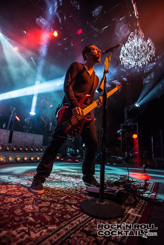 Chevelle Live at The Fillmore San Francisco 2014-33