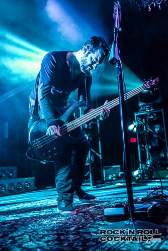 Chevelle Live at The Fillmore San Francisco 2014-8