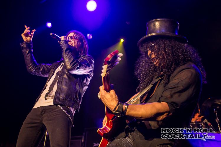 Slash Live at the Fillmore in San Francisco