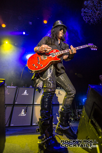 Slash Live at the Fillmore in San Francisoc