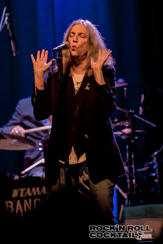 Patti Smith at The Fillmore Photographed by Jason Miller-13