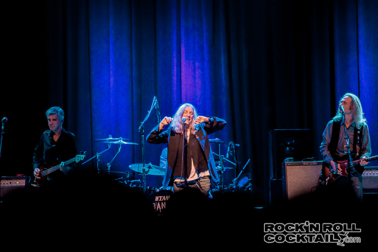 Patti Smith at The Fillmore Photographed by Jason Miller-15