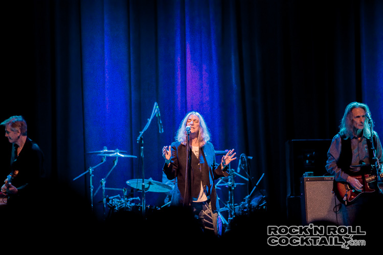 Patti Smith at The Fillmore Photographed by Jason Miller-16