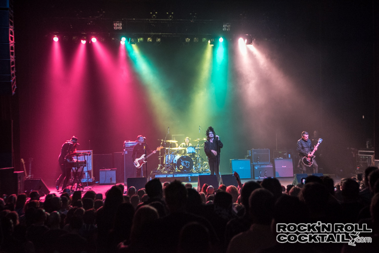 The Cult Photographed by Jason Miller-28