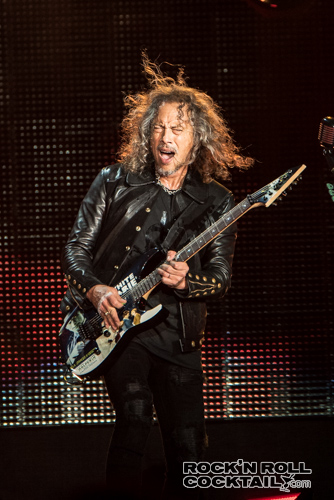 Metallica Live at AT&T Park