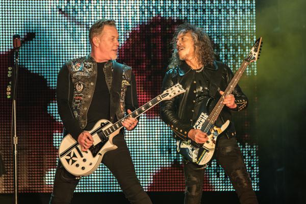 Metallica at AT&T Park