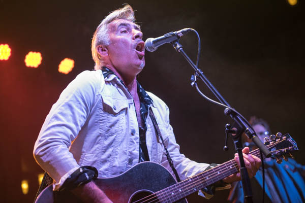 Glen Matlock of the Sex Pistols