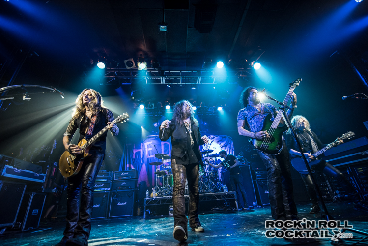 The Dead Daisies Photographed by Jason Miller_-10