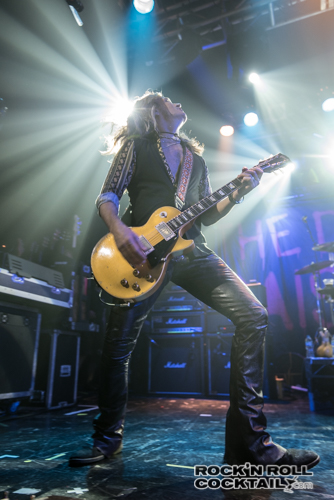 The Dead Daisies Photographed by Jason Miller_-14