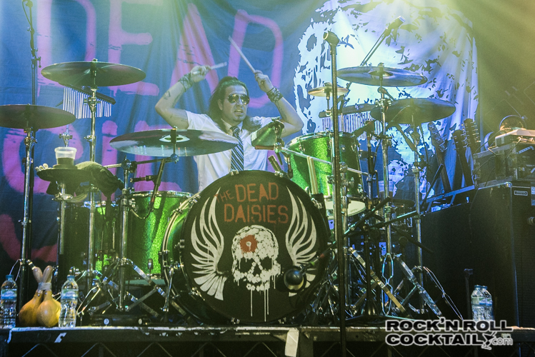 The Dead Daisies Photographed by Jason Miller_-16