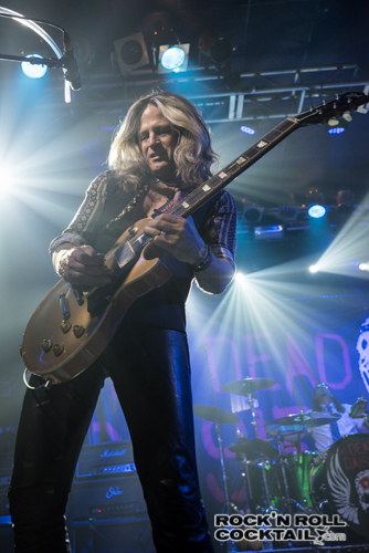 The Dead Daisies Photographed by Jason Miller_-17