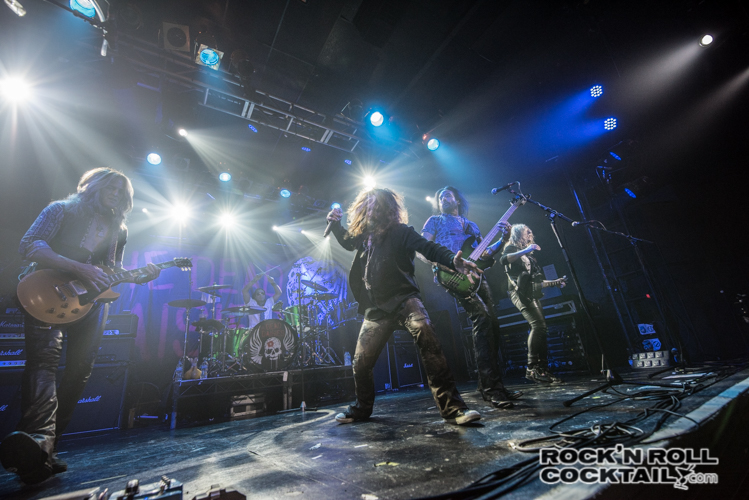 The Dead Daisies Photographed by Jason Miller_-18