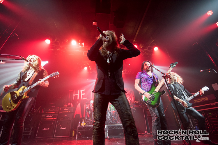 The Dead Daisies Photographed by Jason Miller_-4