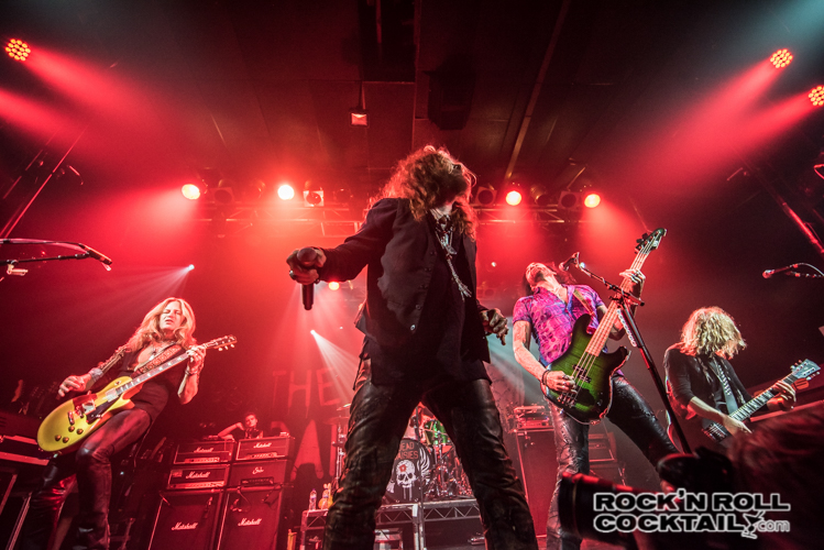 The Dead Daisies Photographed by Jason Miller_