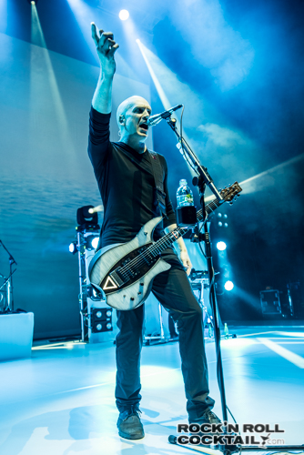 Devin Townsend Project Photographed by Jason Miller