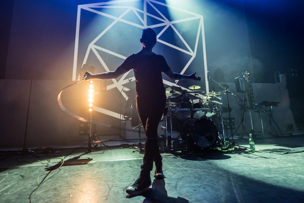 TesseracT live at the Eventim Apollo