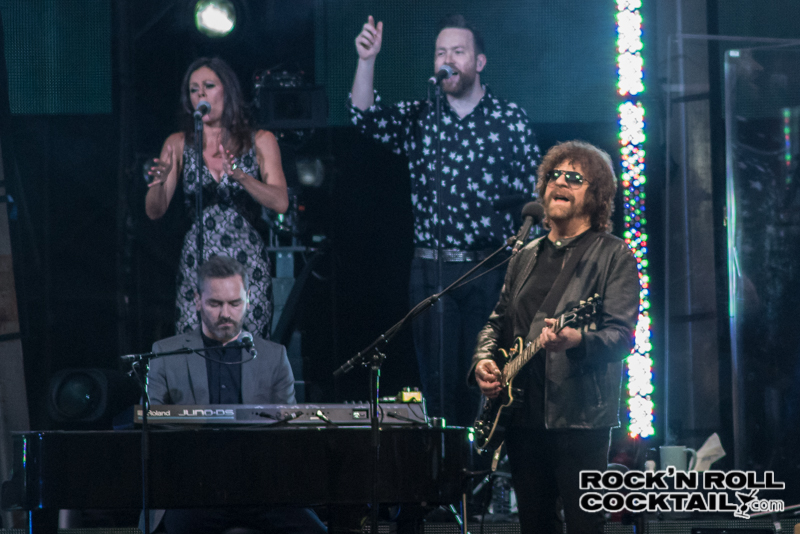 Jeff Lynne's ELO live at Wembley Stadium